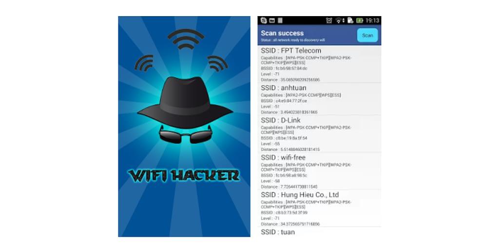 WiFi Hacking App For Android - Hack WiFi Joker