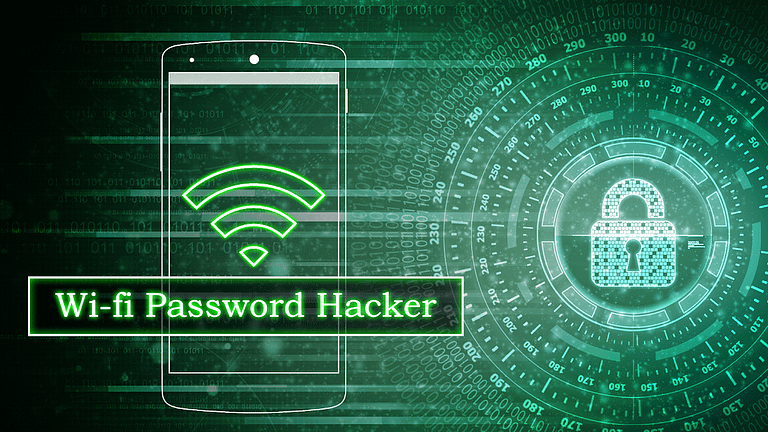 WiFi Hacking App For Android - WiFi Password Hacker Prank